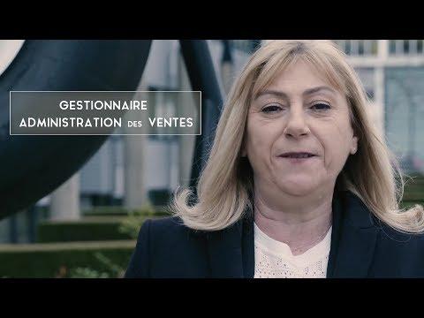 Marianne, Gestionnaire administration des ventes