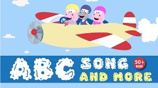 Learning Videos For Toddlers - ABC Song and More | 123 Song For Children | Phonics Song