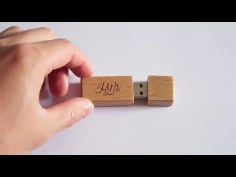 Making A Wooden USB