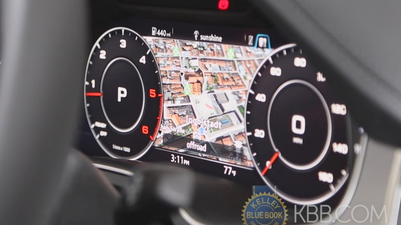 2016 Audi Q7 Infotainment Preview Ces 2015 Youtube