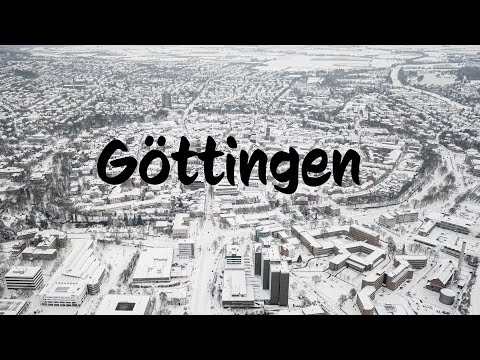 Göttingen after a snow storm | Driving in Germany