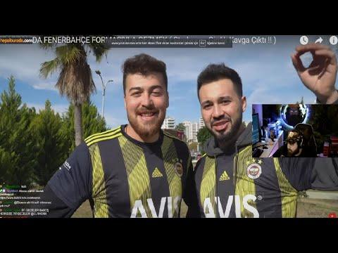 Elraenn Fenerbahçe formasıyla