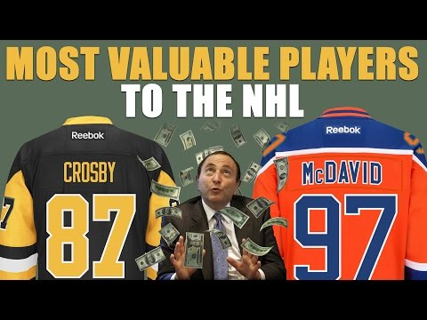 Most Valuable Players To The NHL