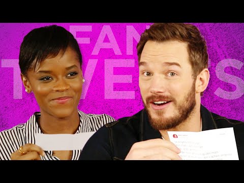 """Infinity War"" Cast Reacts To Fan Tweets"