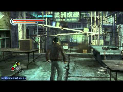 John Woo's Stranglehold: Level 1: Hong Kong Marketplace - PS3 - DVDfeverGames