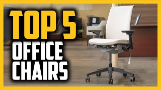 Best Office Chair in 2020 - Top 5 Ergonomic & Comfortable Chairs