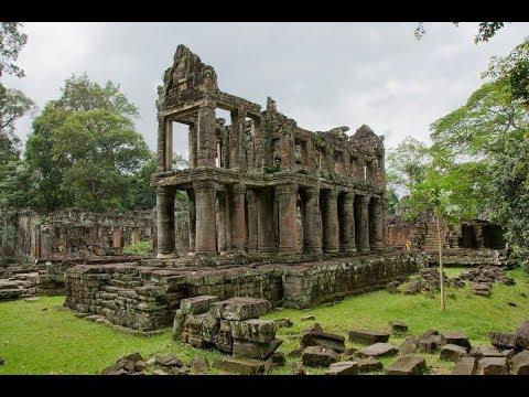 CAMBODIA's UNESCO World Heritage Site