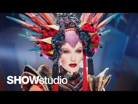 SHOWstudio / Daphne Guinness / David LaChapelle