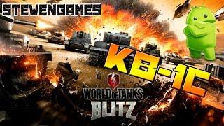 Обзор танка КВ-1С в игре World Of Tanks: Blitz (Android)(Прохождение Real Steel, Tor 2, подкасты, обзоры и многое другое на моем лайв канале. Live канал - https://www.youtube.com/channel/UCo-XMlL..., 2015-01-06T16:17:29.000Z)