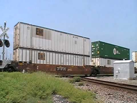 Norfolk Southern 295 and CSXT A783-03