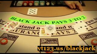 Black Jack Flash Game