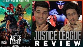 Justice League Review (No Spoilers)