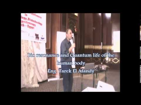 Eng Tarek El Afandy Bio resonance and Quantum life of the human body