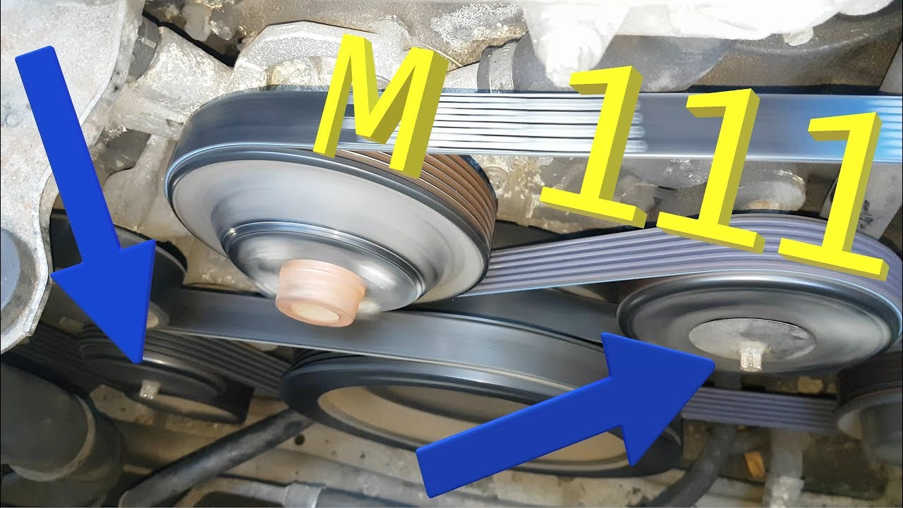 MERCEDES C CLASS W203 CHASSIS C180 M111.951 ENGINE SERVICE KIT PLEASE CHECK