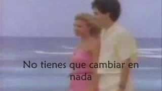 Nothing gonna change my love for you - subtitulada español