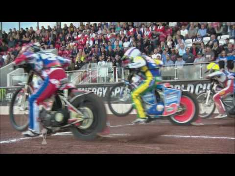 Monster Energy FIM Speedway World Cup Race Off Highlights