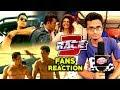 Salman Khan Fan Excitement For Race 3 | Honest Reaction | Best Comment | Selfish Song