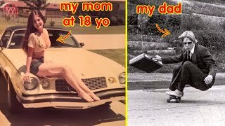 Pics That Prove Your Parents Were Cooler Than You