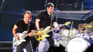 Van Halen 2013 TOKYO DOME No.9 - Romeo Delight