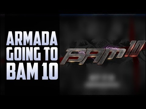 Armada going to Battle Arena Melbourne 10 (May 18 - 20th)