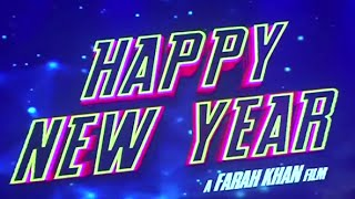 HAPPY NEW YEAR - Promotional Events Of the Movie