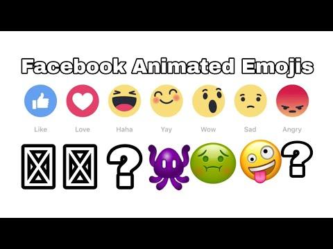 All Facebook Animated Emojis | FB & WhatsApp Emojis Meaning In Hindi Urdu - Emojis Meaning Hindi