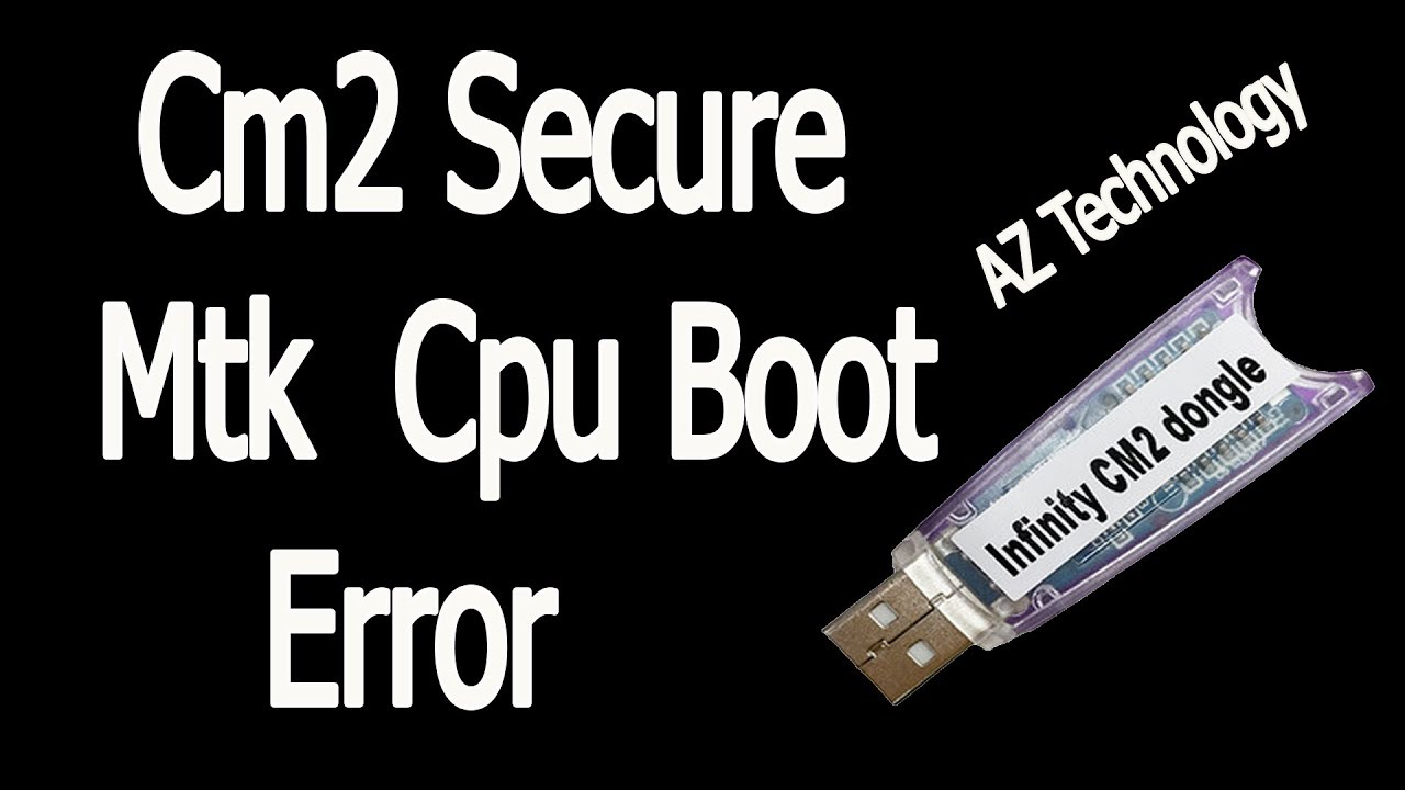 CM2 Boot ( Error Fix) File Free Download - HM Telecom