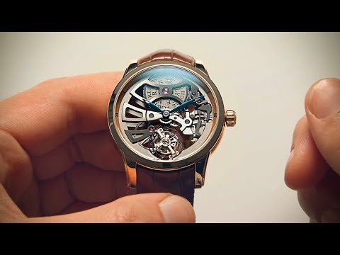 How On Earth Does A Tourbillon Work? | Watchfinder & Co.