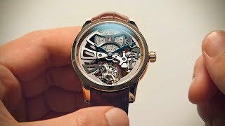 How On Earth Does A Tourbillon Work?   Watchfinder & Co.