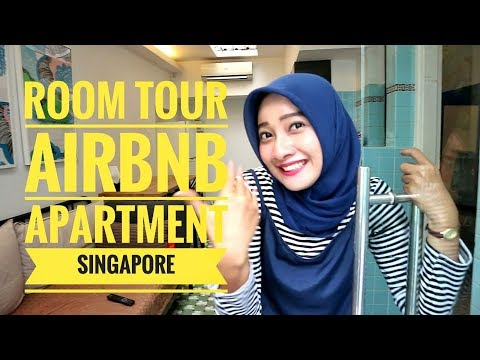 Airbnb Apartment Room Tour in Singapore Mp3