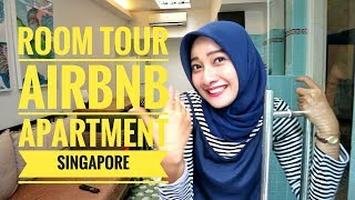 Gambar cover Airbnb Apartment Room Tour in Singapore