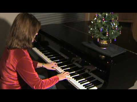 WHITE CHRISTMAS piano