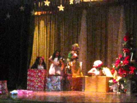 Decorado Navidad Colegio