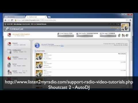 Listen2MyRadio / Support - Radio Streaming Video Tutorials