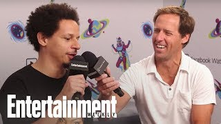 Disenchantment: How The Cast Created Their Characters' Voices | SDCC 2018 | Entertainment Weekly