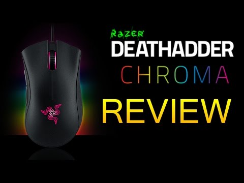Razer Deathadder Chroma Review (Deathadder vs G402)