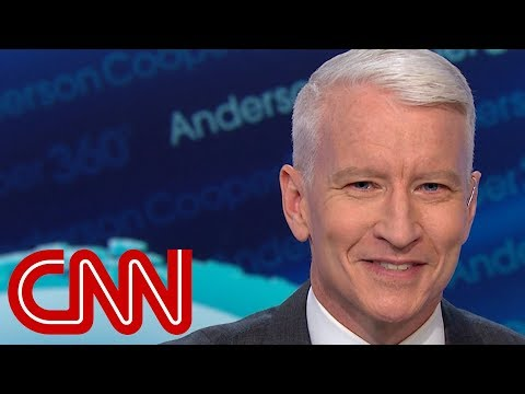 Anderson Cooper reacts to Giuliani's false statement