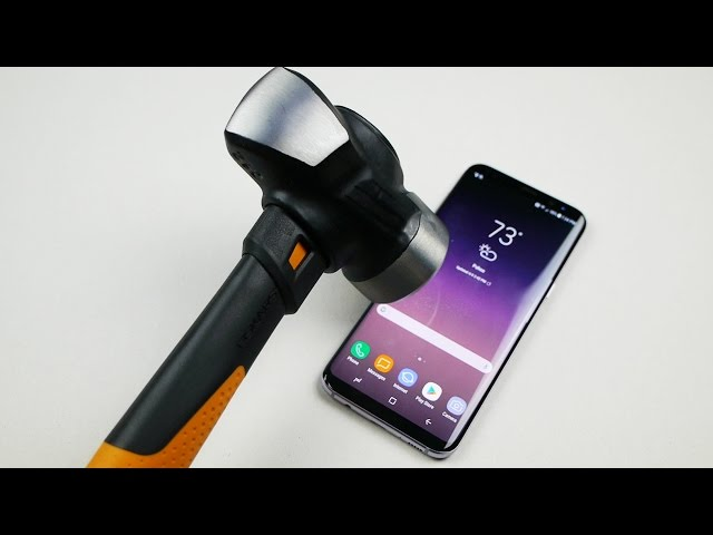official photos 4f2d0 7fb9b Samsung Galaxy S8: How Does It Handle Speed, Durability, Drop And ...