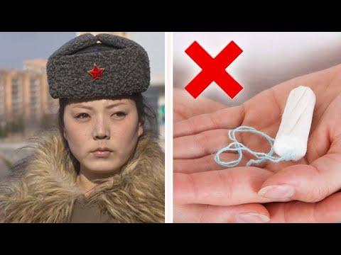 20 شيئًا لا يمكنك شراؤهم في كوريا الشمالية