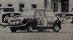 Jyväskylän Suurajot 1965 - Ensimmäisen kilpailupäivän tapahtumia