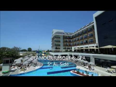 Glamour Resort & Spa 5* AI, Sidė