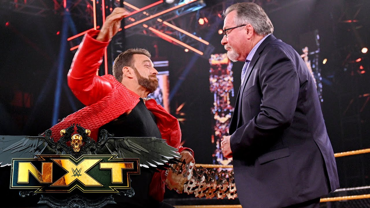 LA Knight Attacks Ted DiBiase During Million Dollar Title Celebration