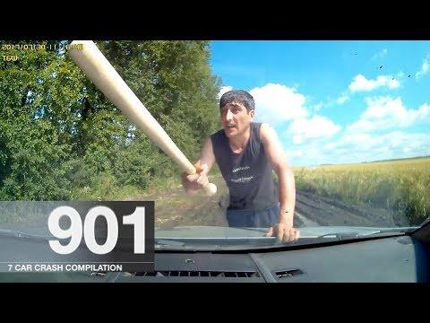Car Crash Compilation 901 - August 2017