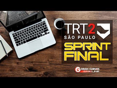 Sprint Final TRT 2 | Informática e Gramática