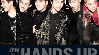 [2PM - 2nd Album] - Hands up!!! (Audio)