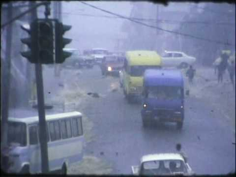 A Rainy Day in Monrovia - September 1976.VOB