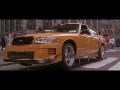 Taxi - 2004 First Crown Victoria scene