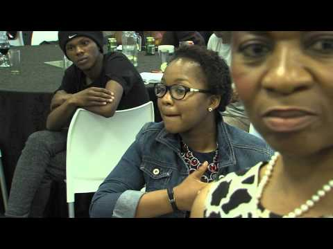 Advocate Malunga - Public Protectors Office, UJ Library 2015 Q and A session
