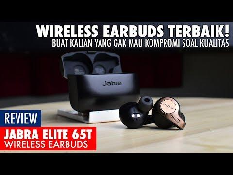 Wireless Earbuds Terbaik! Kualitas juaraaa - Jabra Elite 65t Review Indonesia