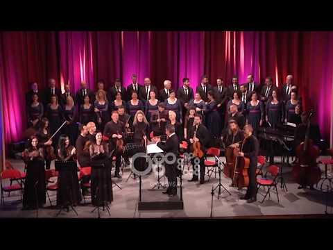 """Ora News - Vivaldi dhe Bach në Vlorë, koncerti në teatrin """"Petro Marko"""""""
